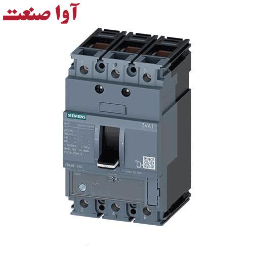 کلید اتوماتیک کامپکت زیمنس 16 آمپر (MCCB)