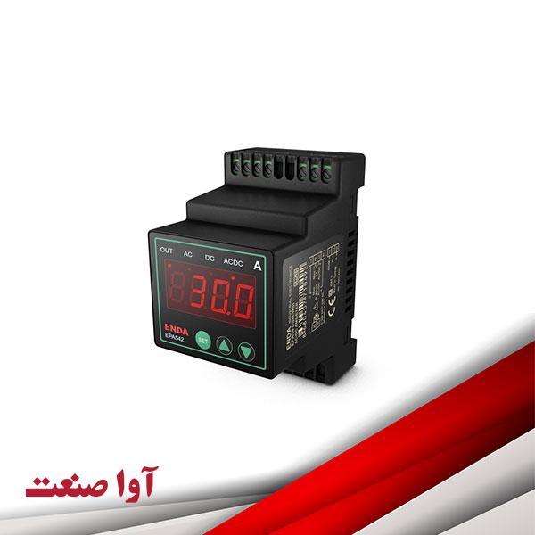 نمایشگر آمپرمتر ولتمتر اندا کد EPA542