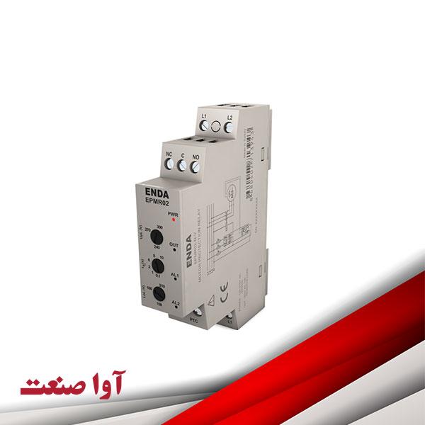 کنترلر فاز و کنترل جریان اندا EPMR02