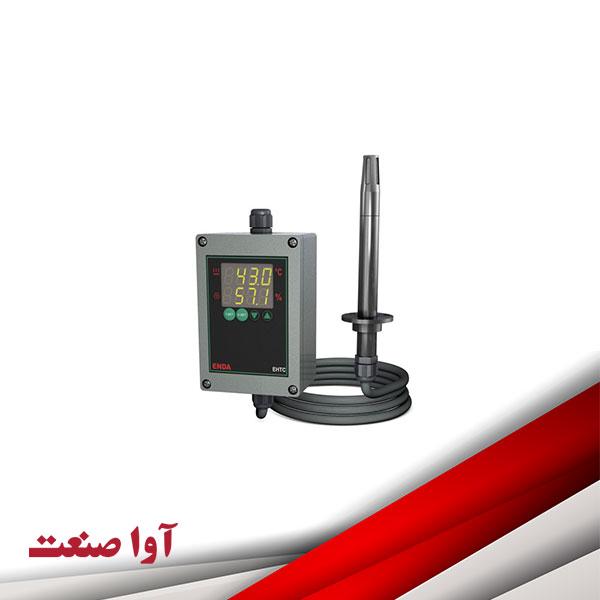 کنترلر رطوبت دما مدل EHTC-CB اندا