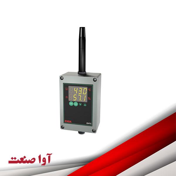 کنترلر رطوبت دما مدل EHTC-W اندا