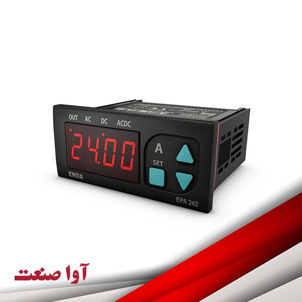 نمایشگر آمپرمتر ولتمتر اندا کد EPA242